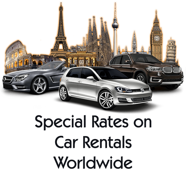 Rent a car Worldwide